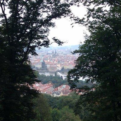 Praga-Parque-Castillo